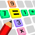Math Block Puzzle - Math Games for Free icon