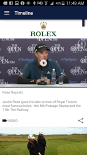 The Open- screenshot thumbnail