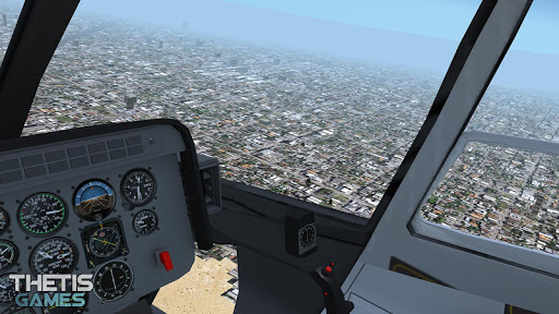 Helicopter Simulator SimCopter 2018 Free 1.0.3 screenshots 12