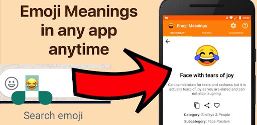 Emoji Meanings - Apps on Google Play