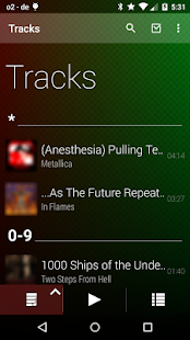 Lithium Music Player- screenshot thumbnail