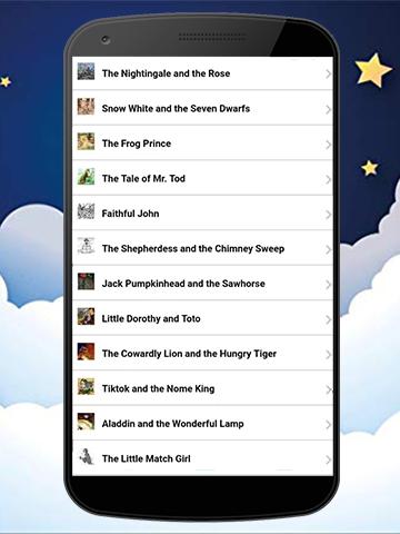 Short Stories For Kids : Best Bedtime Stories 2.5 screenshots 2
