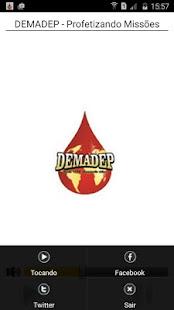DEMADEP - Profetizando Missões - náhled