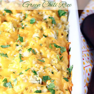 Green Chili Side Dishes Recipes.