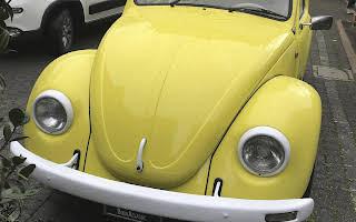 Volkswagen Maggiolino Rent Abruzzo