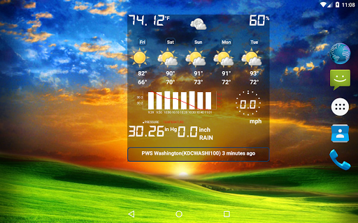 Weather Station screenshot 13