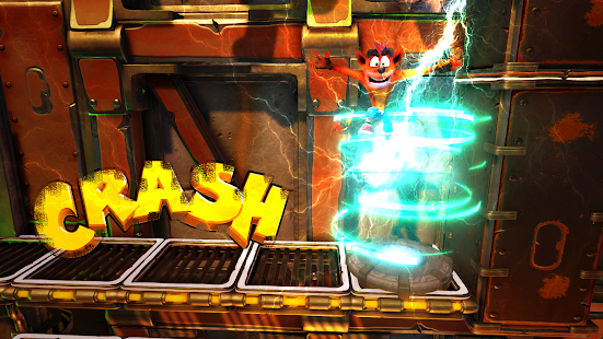 Crash Bandicoot 3D adventure