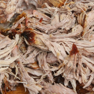 Pulled Pork Shoulder.