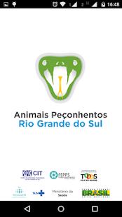 Animais Peçonhentos RS- screenshot thumbnail
