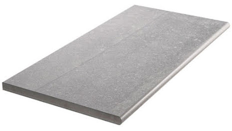 Limestone Grey Poolside/Step