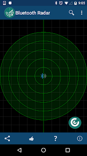 Bluetooth LE Smart Radar- screenshot thumbnail
