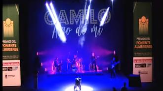 'Camilo, Algo de mí' es un proyecto musical del artista Rafa Blas,
