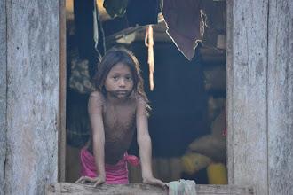 Photo: La niña de El Yucal