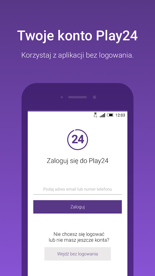 Play24- screenshot
