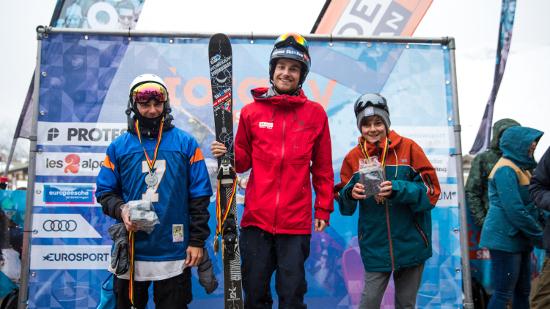 BK SNowjam Heren ski 550 309