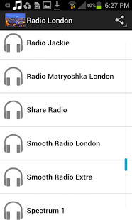 Radio London- screenshot thumbnail