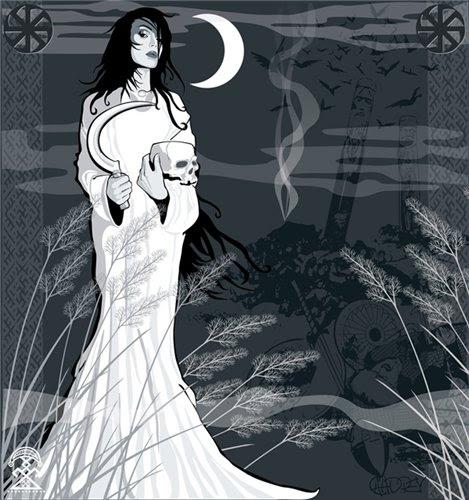 Мара, Богиня смерти