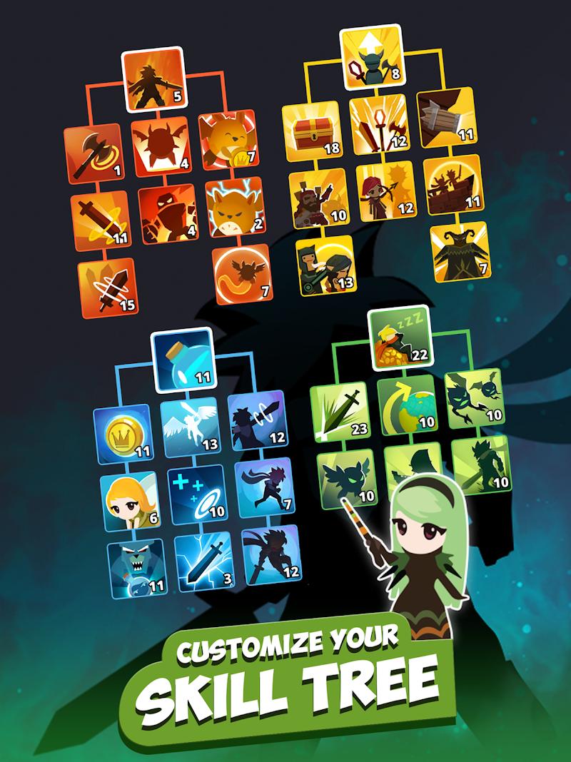 Tap Titans 2 Screenshot 17