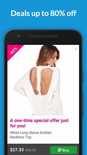 Wanelo Shopping Screenshot