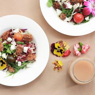 Truffled Steak Salad.