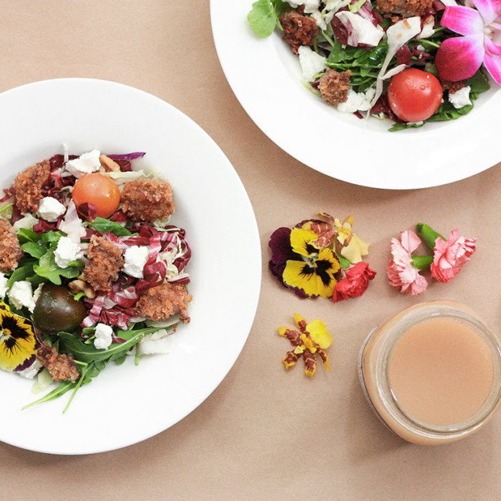 Truffled Steak Salad