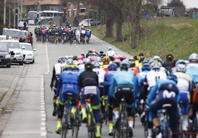 🎥 In Duitsland is er voor de eerste keer gekoerst sinds corona, met peloton