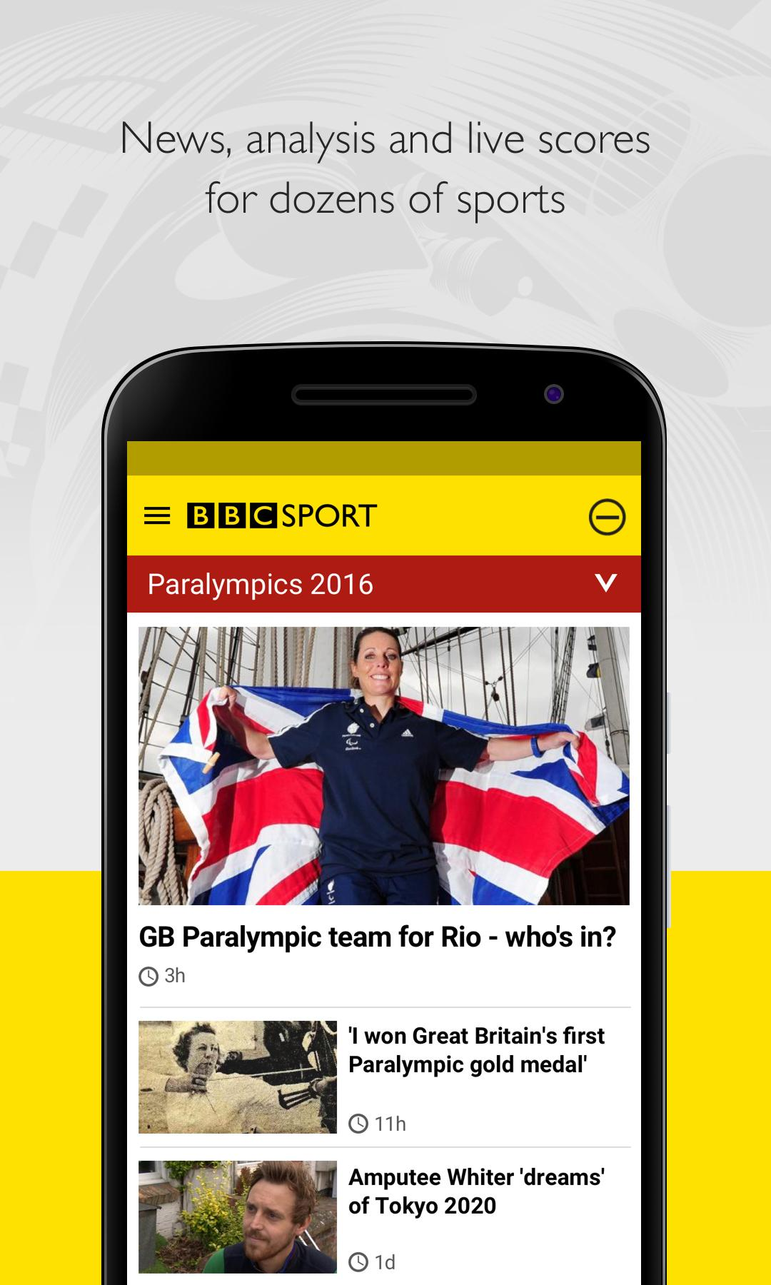 BBC Sport screenshot #6