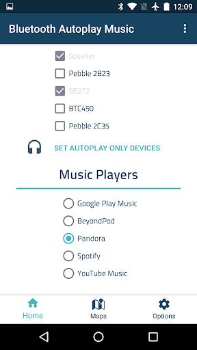 Bluetooth Autoplay Music screenshots 2