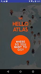 The Hello Atlas- screenshot thumbnail