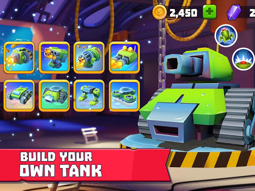 Tanks A Lot! - Realtime Multiplayer Battle Arena  image 7
