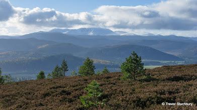 Photo: Lochnagar from Creagan Riabhach, Ballater