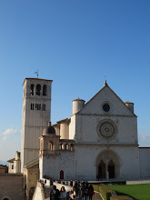 Photo: Basilica di San Franceso, the prettiest church in Italy I have seen so far