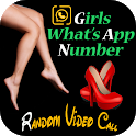 Girls Mobile Number For Live Video Chat icon
