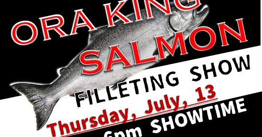 Filleting Show!