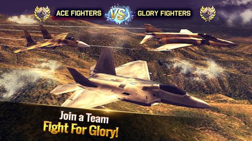 Ace Fighter: Modern Air Combat Jet Warplanes  screenshots 4
