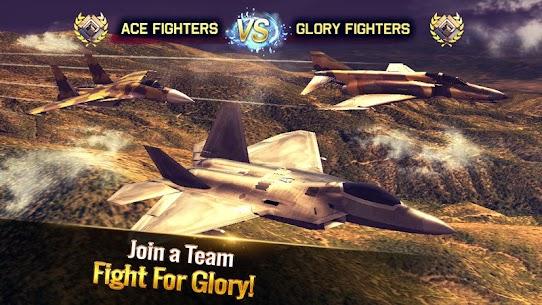 Ace Fighter: Modern Air Combat Jet Warplanes Apk Download 4