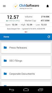 ClickSoftware IR- screenshot thumbnail