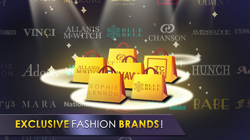 Fashion Fever - Dress Up, Styling and Supermodels 1.2.1 screenshots 4