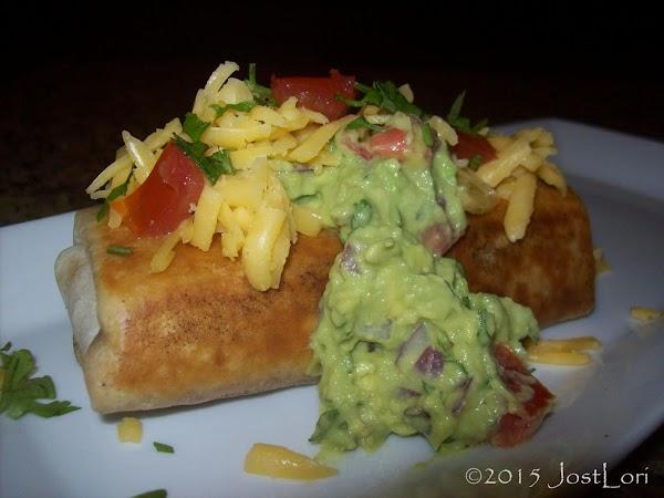 Top Shelf Guacamole (cantina Laredo's) Recipe