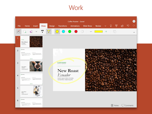 Microsoft PowerPoint: Slideshows and Presentations  screenshots 8