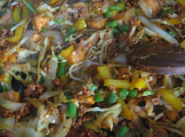 Vegan Chorizo Burritos Recipe
