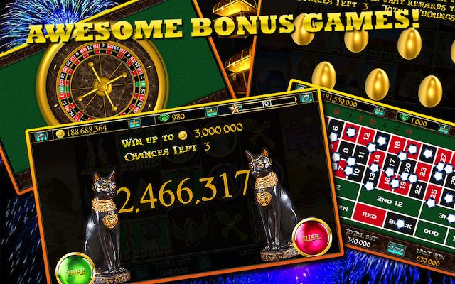 Manipulate a slot machine