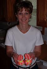 Photo: Kay's Birthday Cookies