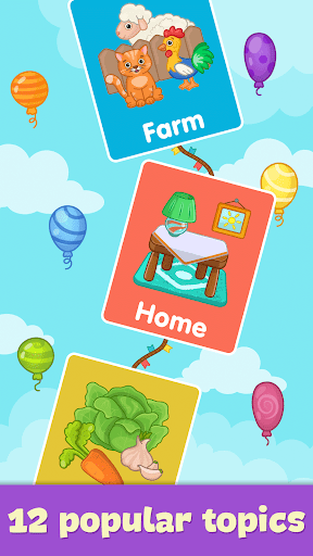 Baby flash cards for toddlers 1.7 Screenshots 4