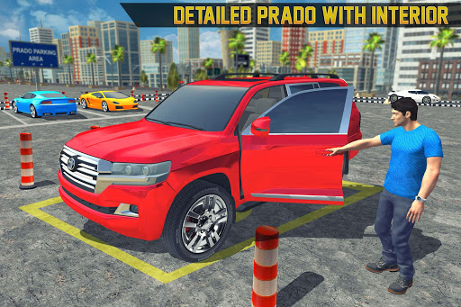 Prado luxury Car Parking: 3D Free Games 2019 60.7.2 screenshots 3