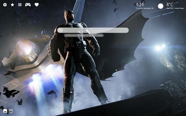 Arkham Knight Wallpaper Hd 4k Backgrounds