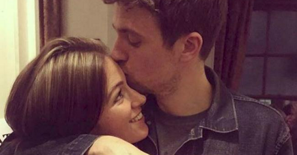 Greg James engaged