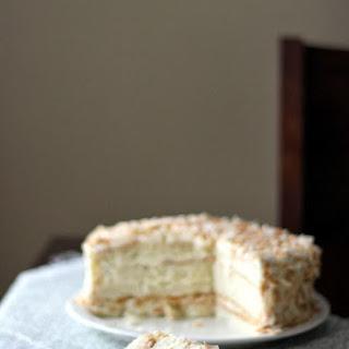 Coconut Lover's Cake