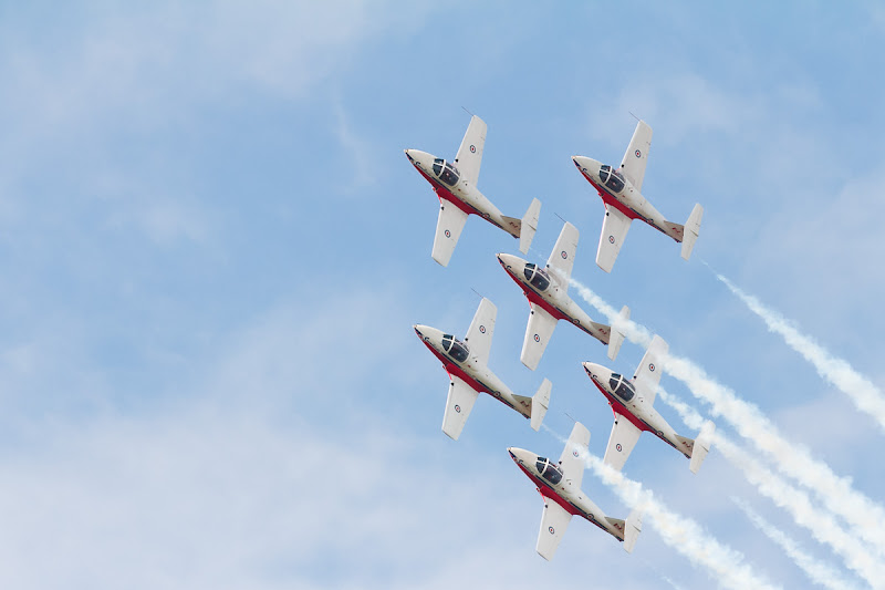 Photo: From the 2012 Waterloo Region air show.