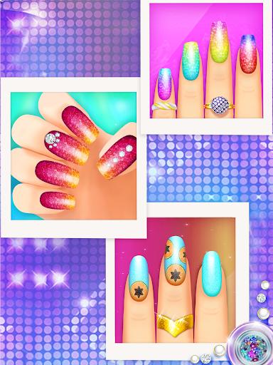 Nail Salon Manicure - Fashion Girl Game 1.0.1 screenshots 12
